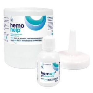 hemohelp® · Alivio de las hemorroides